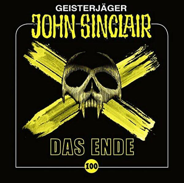 John Sinclair - das Ende - Cover